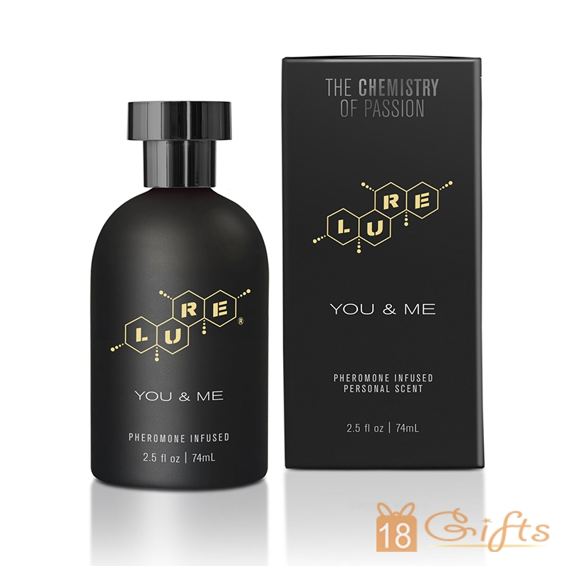 Lure Black Label For You & Me 中性費洛蒙香水