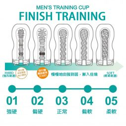 TENGA TRAINING CUP 快感控制杯
